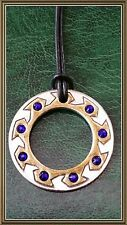 Original Xena Chakram Necklace