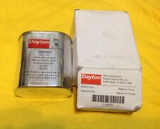 Dayton 2MDW2 Run Capacitor, 20 MFD, 370 VAC, Oval NEW!!