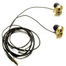 New Hot Sale Skull 3.5 Interface MKLG Earphone Headphones Cable MKLG