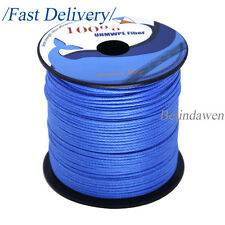 Strong 750lb 100% Braided UHMWPE Line for General Application Working Survival
