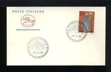 1993  ITALIA FDC CAVALLINO 19.4.1993 QUINTO ORAZIO FLACCO