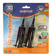 "3D Maker 81403 ""Green / Purple FreeStyler"" Gel Refill"