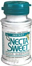 Necta Sweet Tablets 1000 Tablets (Pack of 2)