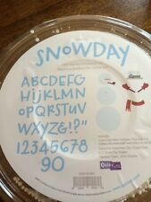 Quickutz Snow Day Limited Edition Gift Set * New* Retired*