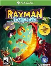 NEW Xbox One Game     Rayman Legends     MAKE  OFFER