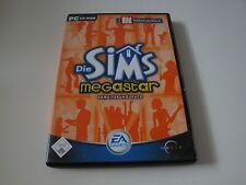 PC Spiel Die Sims: Megastar (Erweiterungspack)