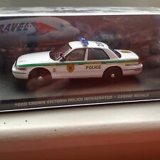 Ford Crown Victoria Police Car 1/43