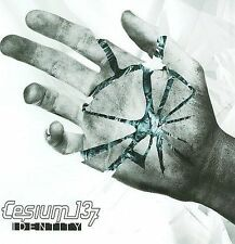 Identity by Cesium: 137 (CD, Oct-2009, Metropolis)