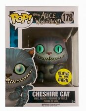 Funko pop! Disney-Cheshire Cat giow in the Dark #10267 de Alicia en el país de las maravillas