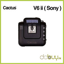 Cactus Wireless Flash Transceiver V6 ii IIs V62 (for Sony)