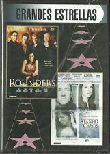 Rounders-Atando Cabos.Matt Damon.Kevin Spacey.Grandes estrellas.