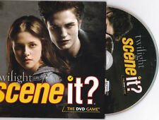 Scene It Twilight Replacement DVD only w/Sleeve Near Mint