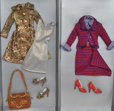 Tonner Deja Vu  Polished & Crisis Calm  OUTFIT & ACCESSORIES  NEW