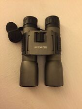 Meade B120046 Travel View 10x32 Mini Folding Roof Prism Binocular