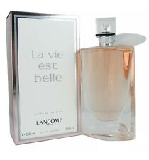 La Vie Est Belle by Lancome for Women 3.4 oz L'EDT Spray Brand New Sealed