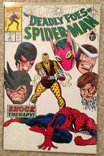 Deadly Foes of Spider-Man  #3  VF