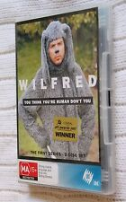 Wilfred : First Series (DVD, 2-Disc Set) Region-4, Like new, free shipping