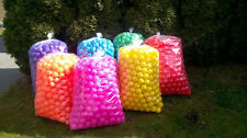 1000 BRAND NEW SOFT PLAY BALLS -BALL PIT, POOL , COMMERCIAL GRADE CE