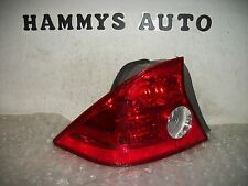 HONDA CIVIC COUPE LH TAIL LIGHT 04 05 2004 2005  USED