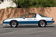1982 Chevrolet Camaro Z28 T-Top Indy 500 Pace Car  24 x 36 INCH POSTER