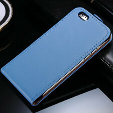 Luxury Leather Flip Case Cover Wallet For Apple iPhone 4 5 5S+Screen Protector