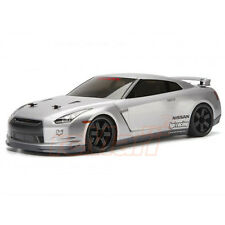 HPI Racing 1:10 200mm Nissan GT-R R35 Clear Body RC Cars Touring Drift #17538
