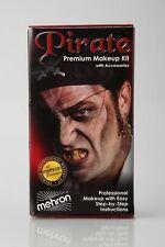 $32 Mehron Pirate Costume Premium Makeup Kit w/ Accessories - Professional