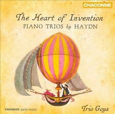 Heart of Invention: Piano Trios By Haydn, New Music