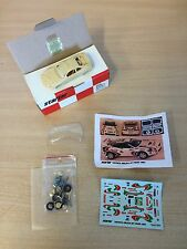 KIT A MONTER RESINE STARTER TOYOTA CELICA GT FOUR WRC TEAM EUROPE 1994 1/43