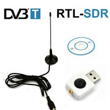 Mini DAB DVB-T USB + RTL-SDR FM Digital TV Stick RTL2832U+R820T Tuner Receiver