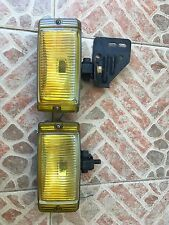 JDM Honda Civic Ef Crx 88 89 Bosch Yellow Fog Lights OEM RARE