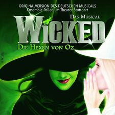 "ORIGINAL CAST MUSICAL ""WICKED DIE HEXEN VON OZ"" CD NEU"
