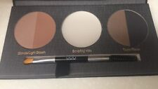 bdb Billion Dollar Brows Mad about Brows Powder,Sculpting Wax & Brush/Spoolie