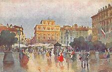 B39530 Trieste Ponte rosso   italy