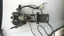 STEERING COLUMN C/W IGNITION BARREL REMOVED FROM 75 E 170 3.9 LTR IVECO