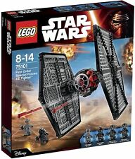 LEGO STAR WARS SPECIAL FORCES FIRST ORDER TIE FIGHTER 4 MINIFIGURES 75101 BOXSET