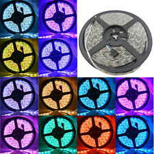 5M 150LEDs 6803 IC 5050 Dream Color RGB Waterproof LED Strip Light+RF Controller