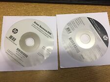 Dvd windows 7 pro 64-Bit hp + driver recovery elitedesk 800 G2 prodesk 600 G2