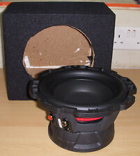 "Rockford Fosgate 8"" 8-inch 400W CAR AUDIO Punch Bass Sub Subwoofer with box NEW"