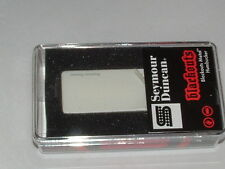Seymour Duncan AHB-2 Blackouts Metal Bridge WHITE New in Box Warranty 11106-40-W