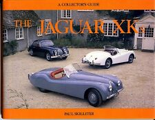 THE JAGUAR XKs,, COLLECTOR'S GUIDE, SKILLETER,  NEW 1981 CAR BOOK, PRICE REDUCED