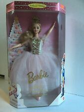 BARBIE AS THE SUGAR PLUM FAIRY IN THE NUTCRACKER COLLECTORS EDITION NRFB