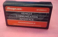 SNAP ON MT2500 VCI Cartridge w/EURO 7.2 version to 2006 Global OBDII to 2016