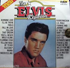 ELVIS PRESLEY The Elvis Explosion 2 LP Set
