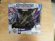 Transformers cybertron Action Figure Voyager Sky Shadow+Syber Plant Key MISB new