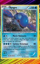 Kyogre Holo - XY5:Primo Choc - 53/160 - Carte Pokemon Neuve Française