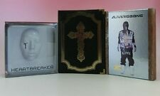 CD G-Dragon Alive Metal Cover & One of a Kind & Heartbreaker SET of 3 BIGBANG