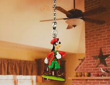 Disney Pirate Goofy Ceiling Fan Pull Light Lamp Chain Decoration K1271 G