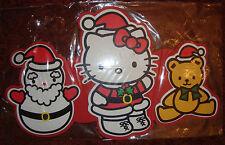 Hello Kitty Weihnachts Wandbild
