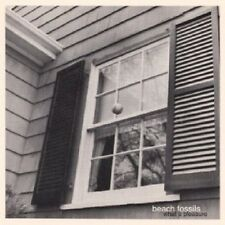 BEACH FOSSILS - WHAT A PLEASURE EP  CD 8 TRACKS ALTERNATIVE ROCK NEUWARE